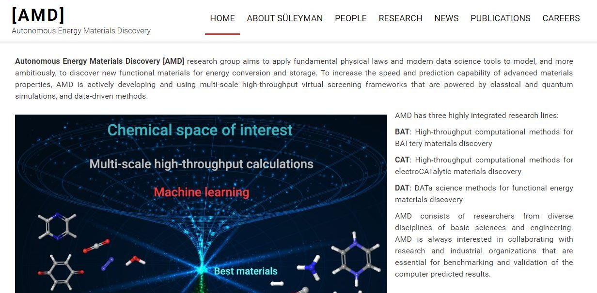 our new website is published